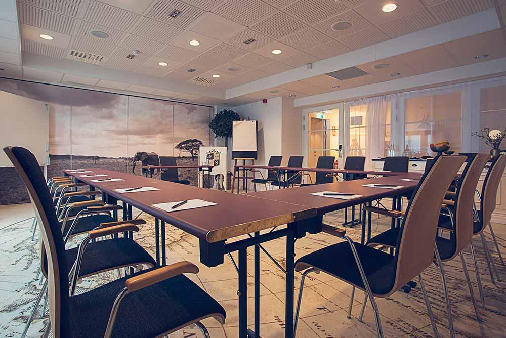 Kombinera nytta med nöje - Konferens på Falkenberg Strandbad