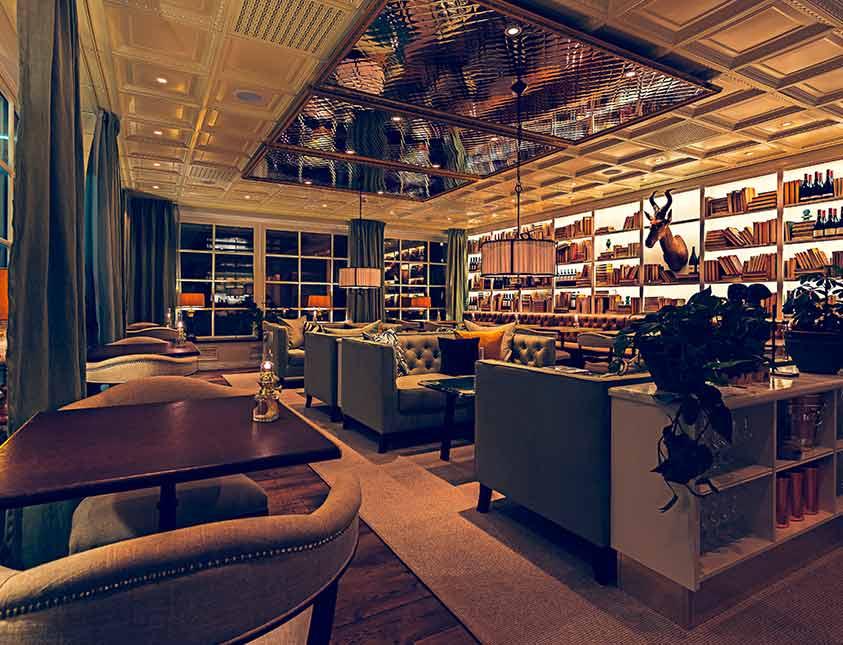 Slå dig ner i mysiga restaurang Köket på Falkenberg Strandbad