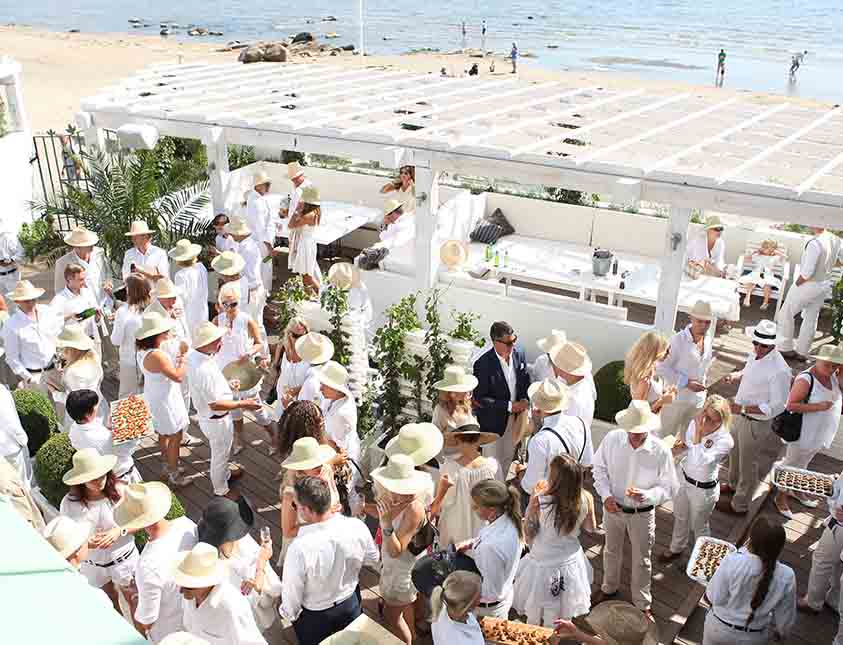 Anordna en fest, företagsevent eller annat arrangemang på Falkenberg Strandbad