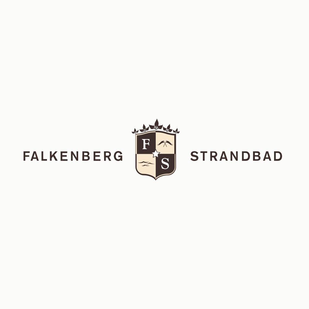 Falkenberg Strandbad logo
