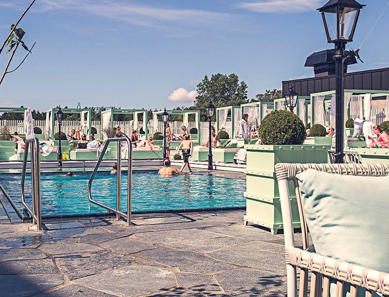 The Retreat Club - ett spa för hela familjen