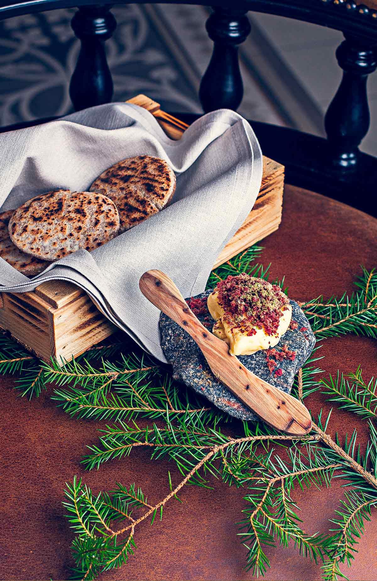 Högklassig mat på restaurang Köket på Falkenberg Strandbad