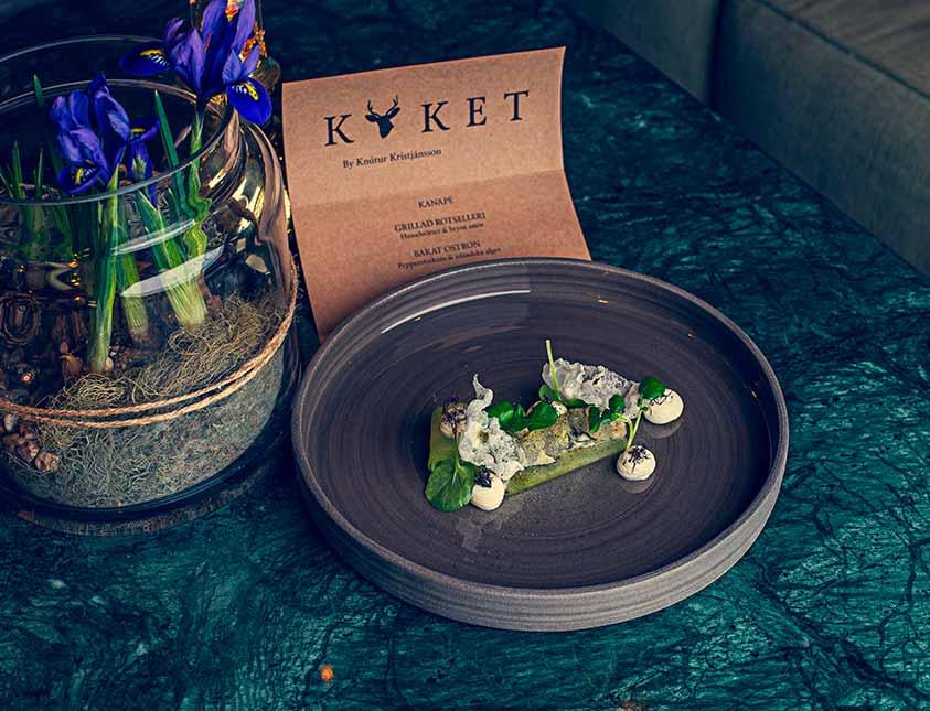 Välkommen till restaurang Köket på Falkenberg Strandbad