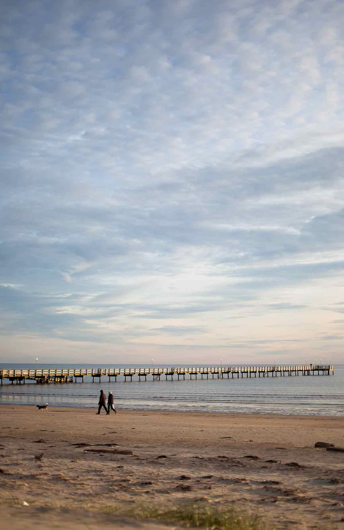 Uppleva vackra Skrea strand när du bor på Falkenberg Strandbad
